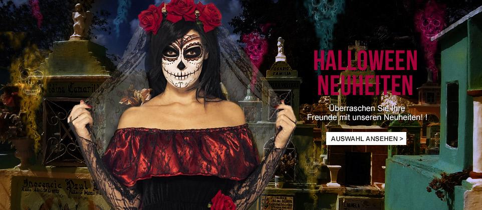Halloween Kostüme Neuheiten