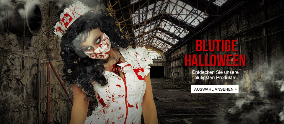 Blutige Halloween Kostüme