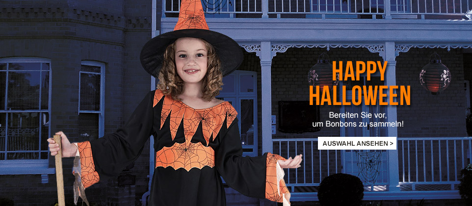 Happy Halloween Kostüme