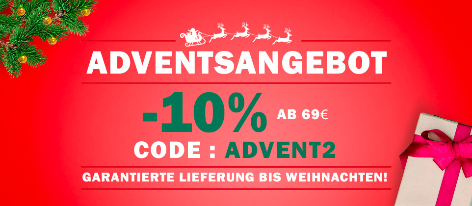 Advents-Angebot