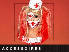 Accessoires für Halloween Kostüme
