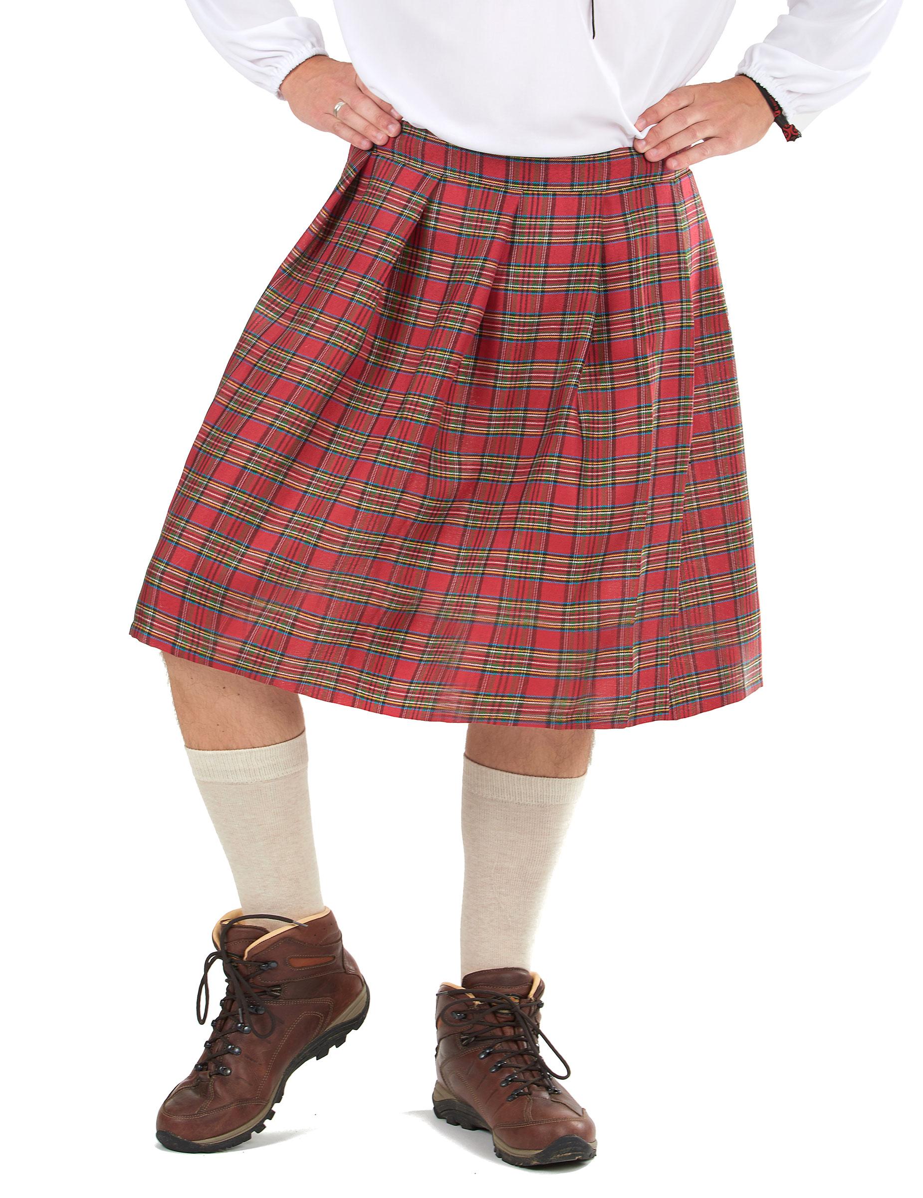 Schottisches Kilt für Erwachsene 4406