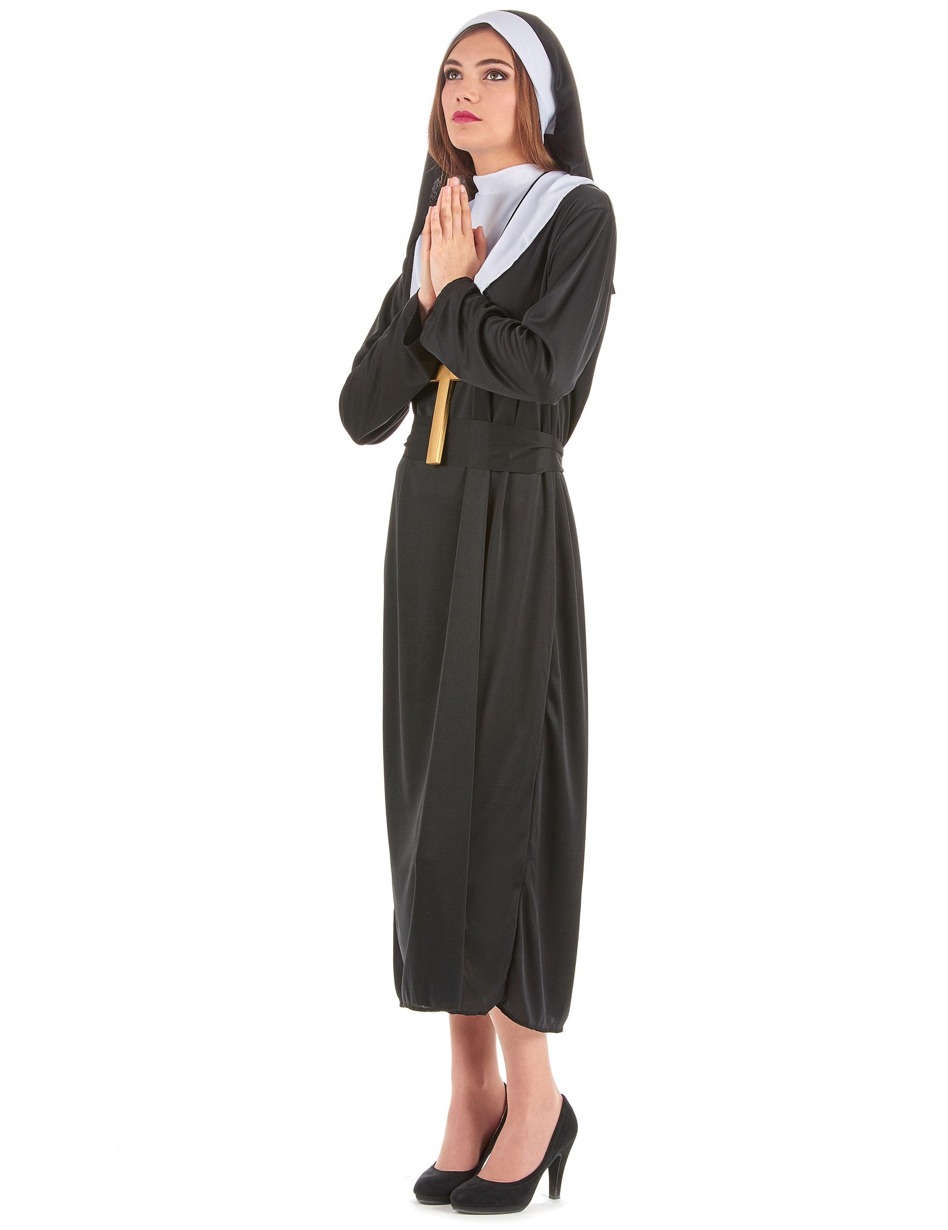 Nonnen Kostum Fur Damen Kostume Fur Erwachsene Und Gunstige