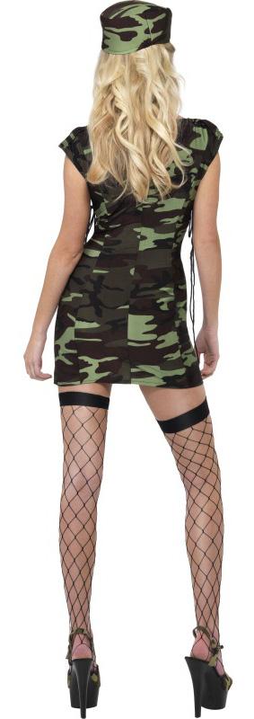 sexy soldaten kost m f r damen kost me f r erwachsene und g nstige faschingskost me vegaoo. Black Bedroom Furniture Sets. Home Design Ideas