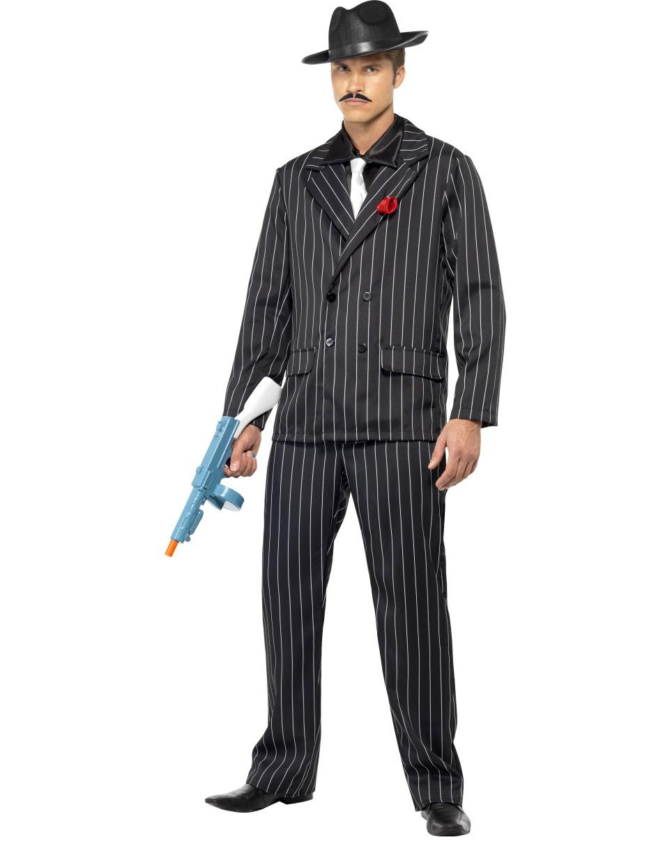 Gangster-Kostüm für Herren - L 4998
