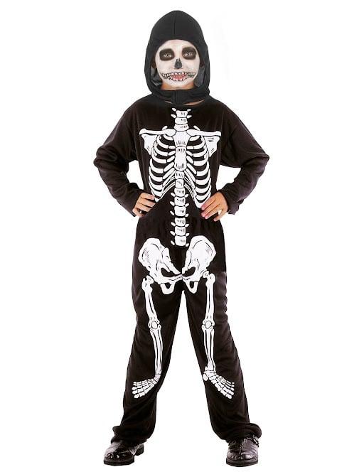 skelett kost m halloween f r jungen kost me f r kinder und g nstige faschingskost me vegaoo. Black Bedroom Furniture Sets. Home Design Ideas