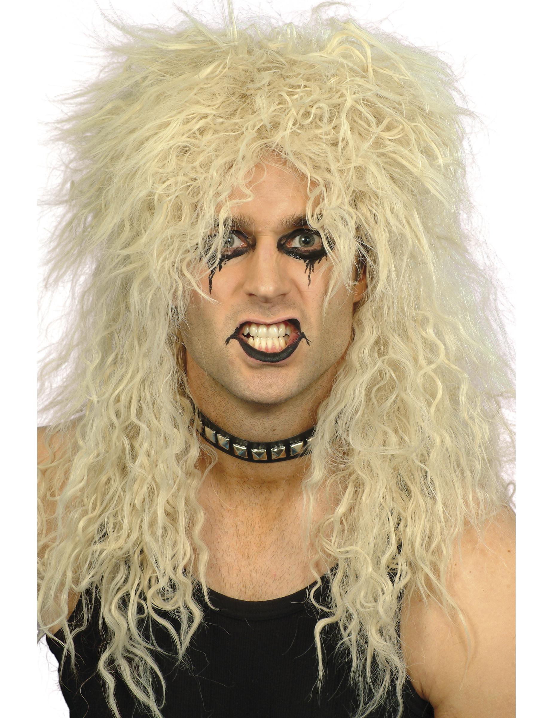 Hard Rocker Perucke Fur Herren Perucken Und Gunstige