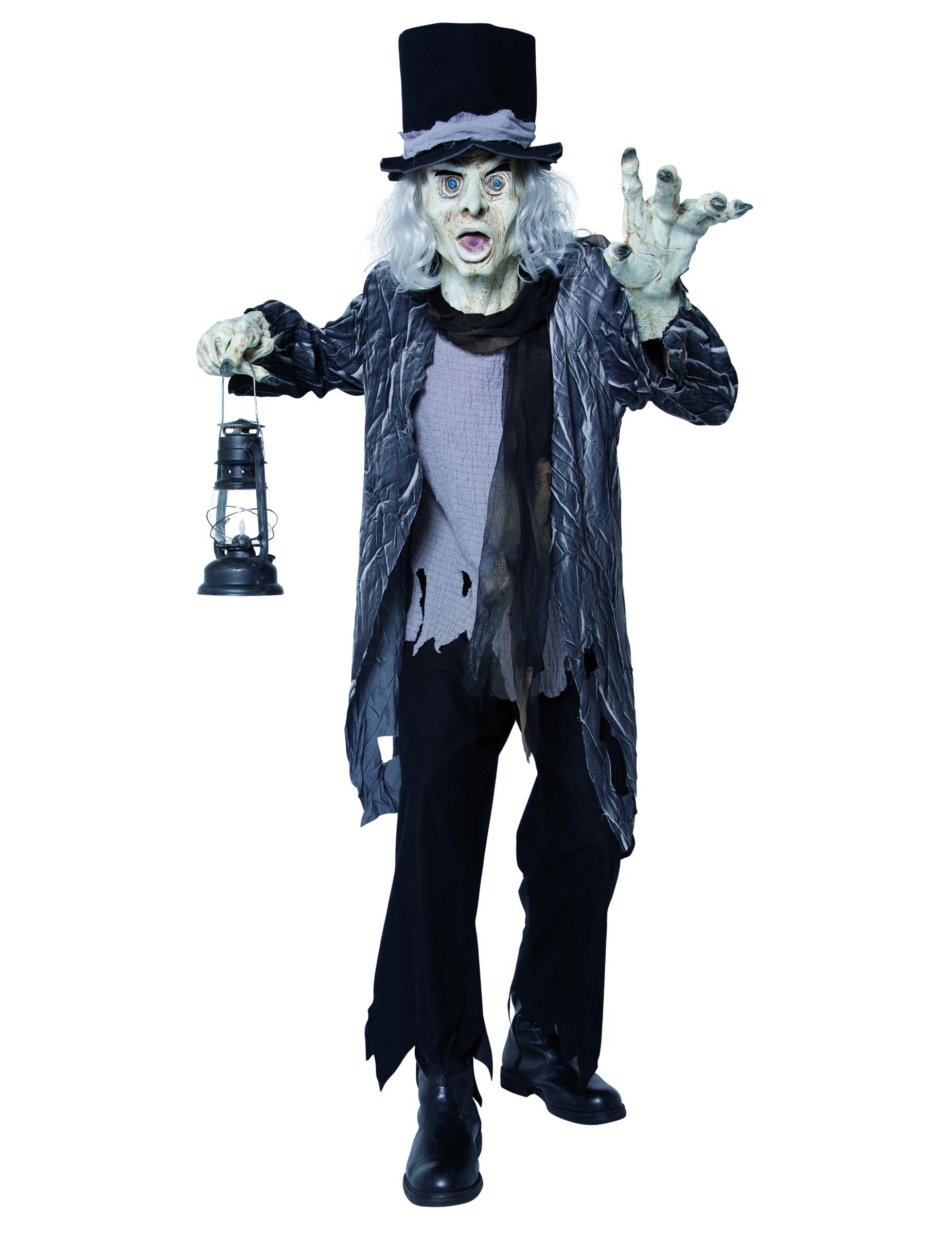zombie kost m halloween f r herren kost me f r. Black Bedroom Furniture Sets. Home Design Ideas