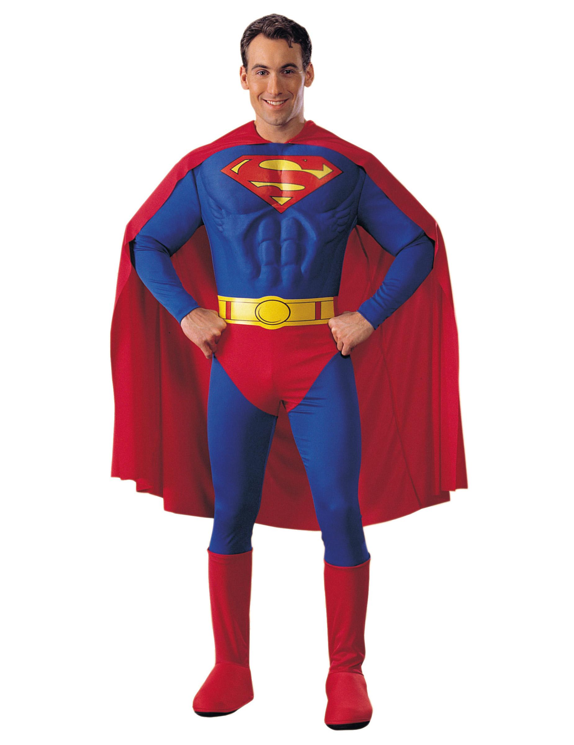 superman kost m f r erwachsene kost me f r erwachsene und g nstige faschingskost me vegaoo. Black Bedroom Furniture Sets. Home Design Ideas