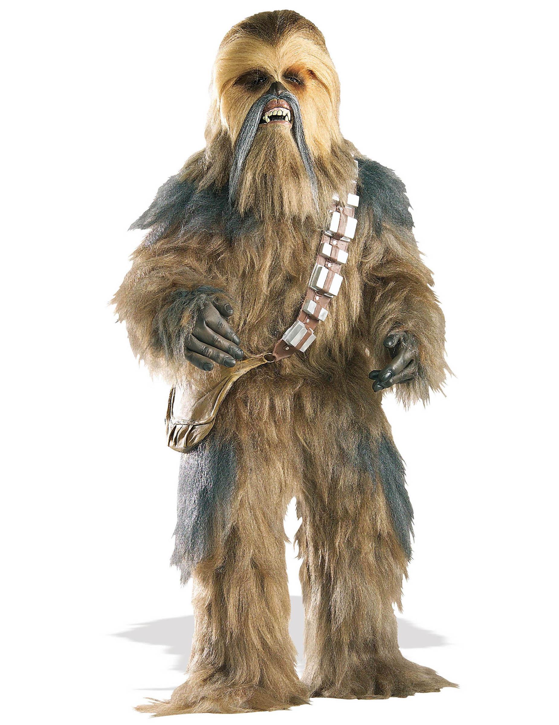 Chewbacca-Kostüm für Erwachsene Star Wars - M / L 14186