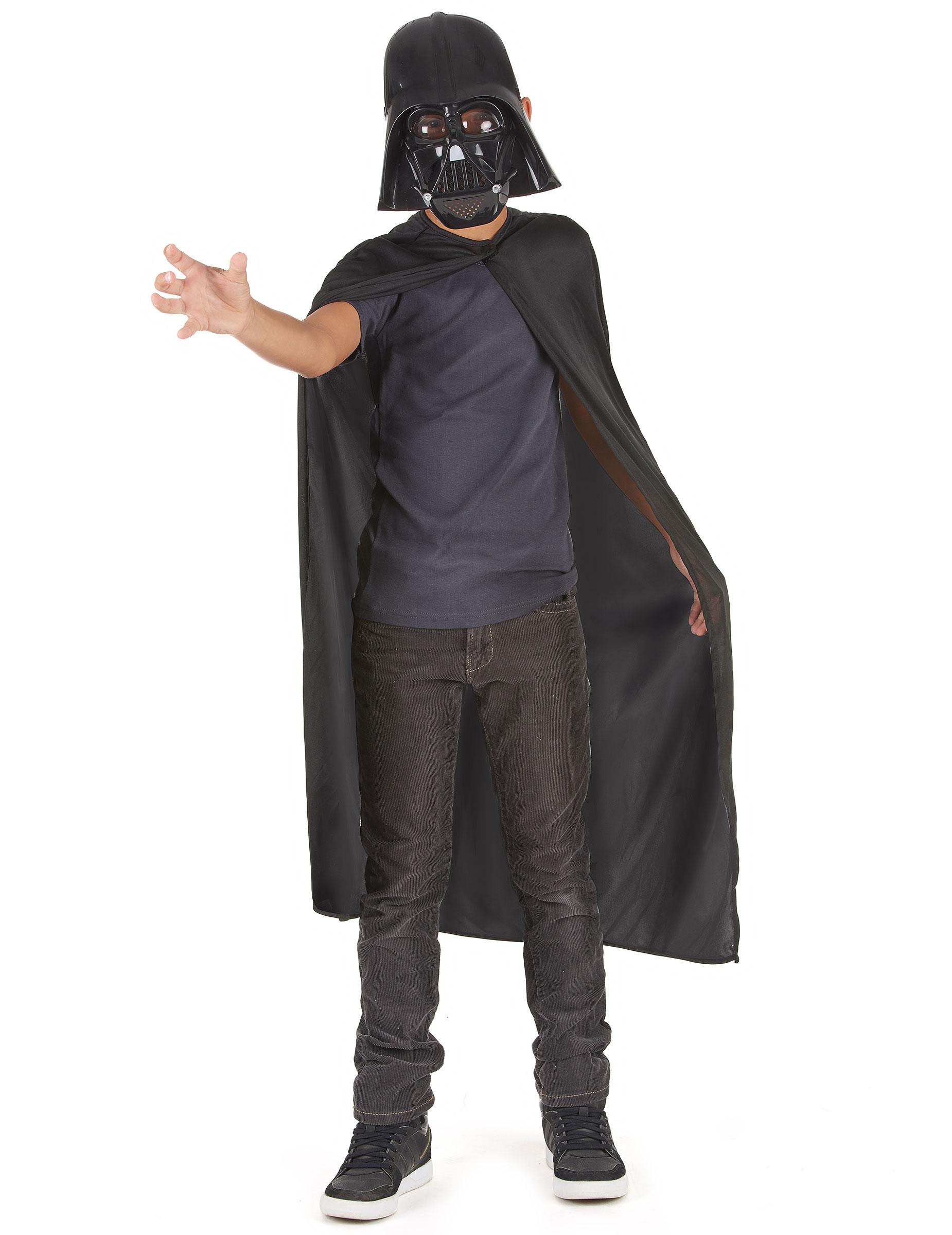 Offizielles Darth Vader-Set für Kinder - 104/116 (5-6 Jahre) 26154