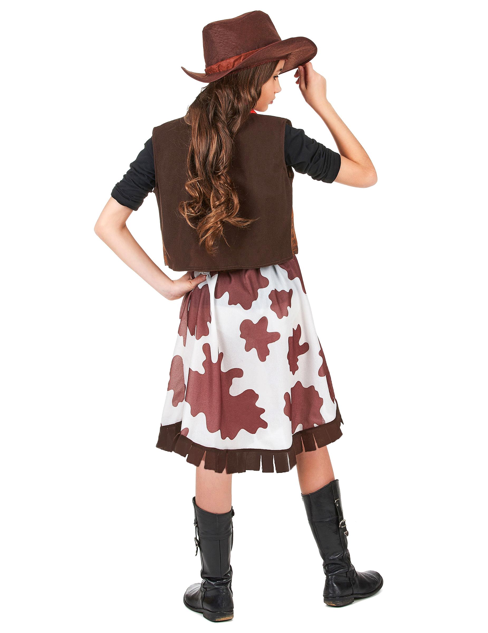 Cowgirl Kostum Fur Madchen Kostume Fur Kinder Und Gunstige