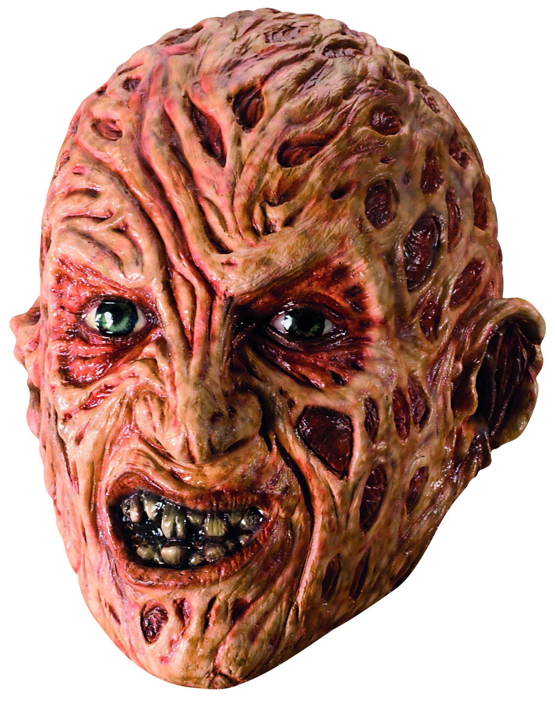 Freddy Krueger Maske für Erwachsene 36287