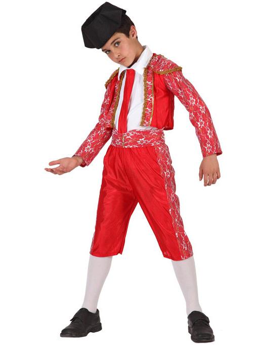 Torero-Kostüm für Jungen - 152/158 (10-12 Jahre) 68026