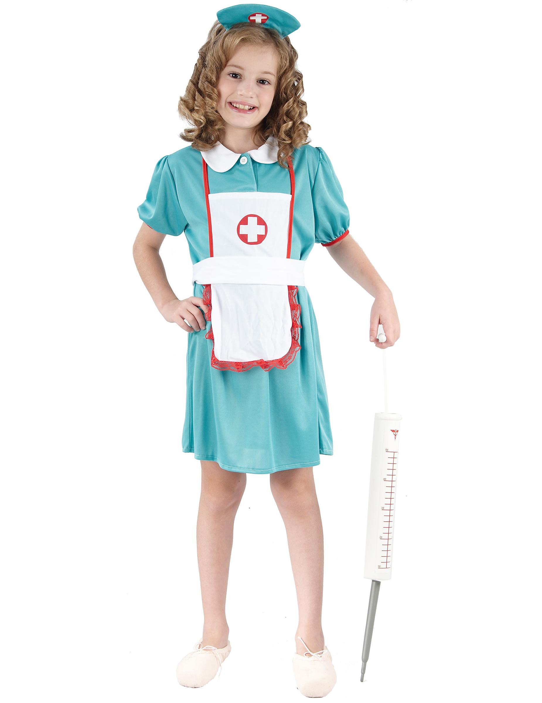 krankenschwester kost m f r m dchen kost me f r kinder und g nstige faschingskost me vegaoo. Black Bedroom Furniture Sets. Home Design Ideas