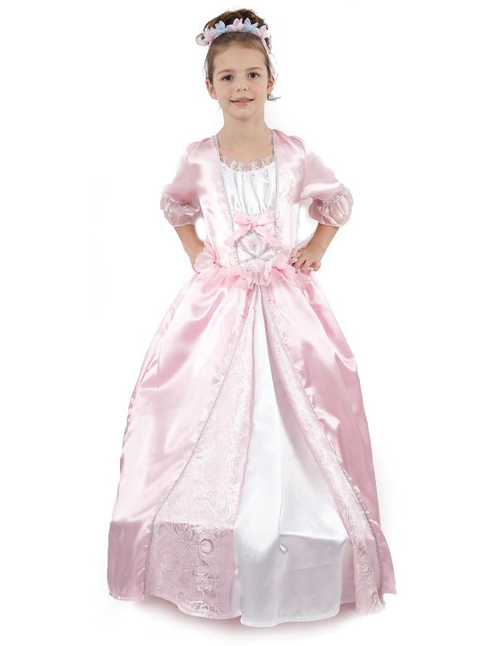 Prinzessinnenkostüm für Mädchen - 134/140 (10-12 Jahre) 38114
