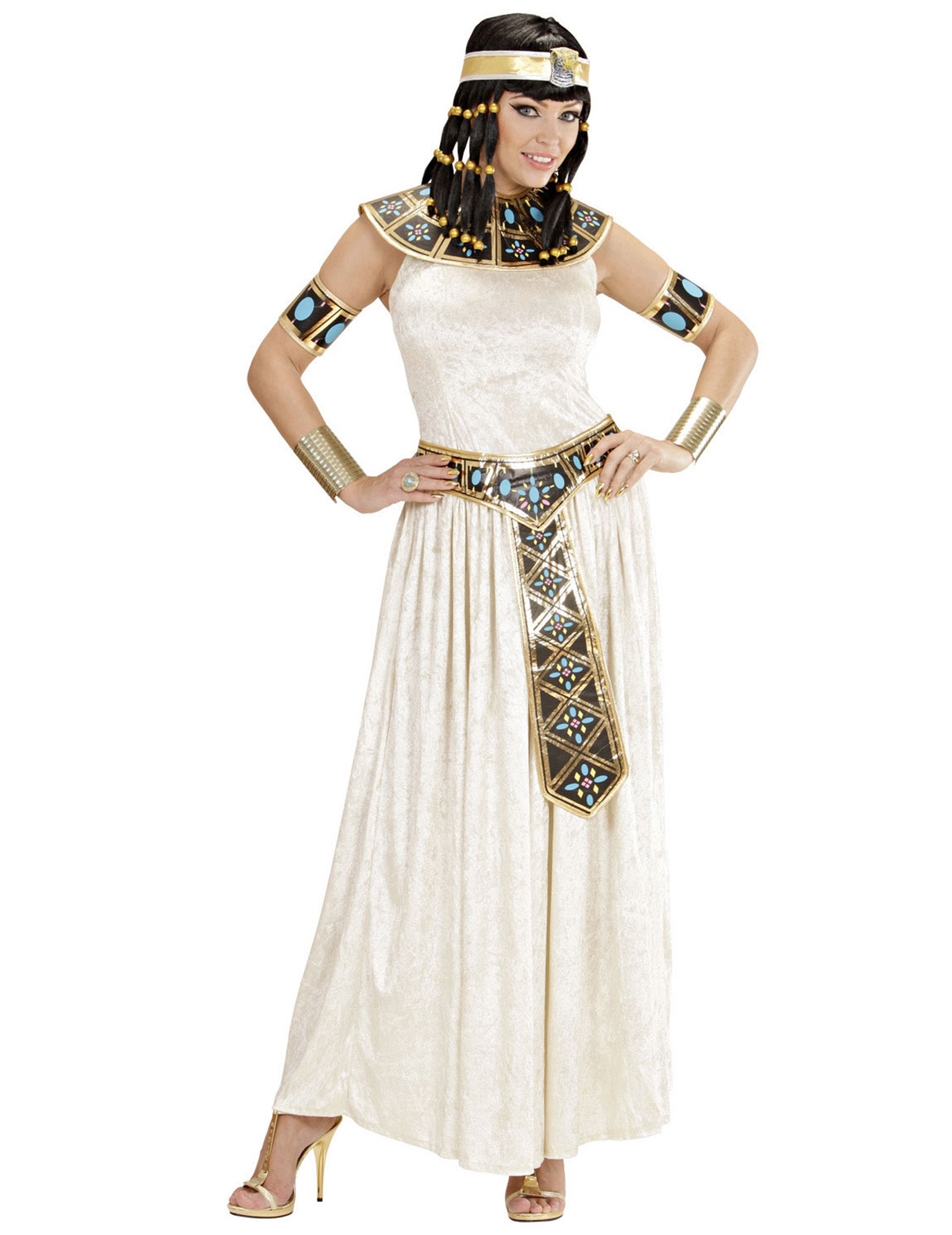 Ägyptische Kaiserin-Kostüm - M 39436