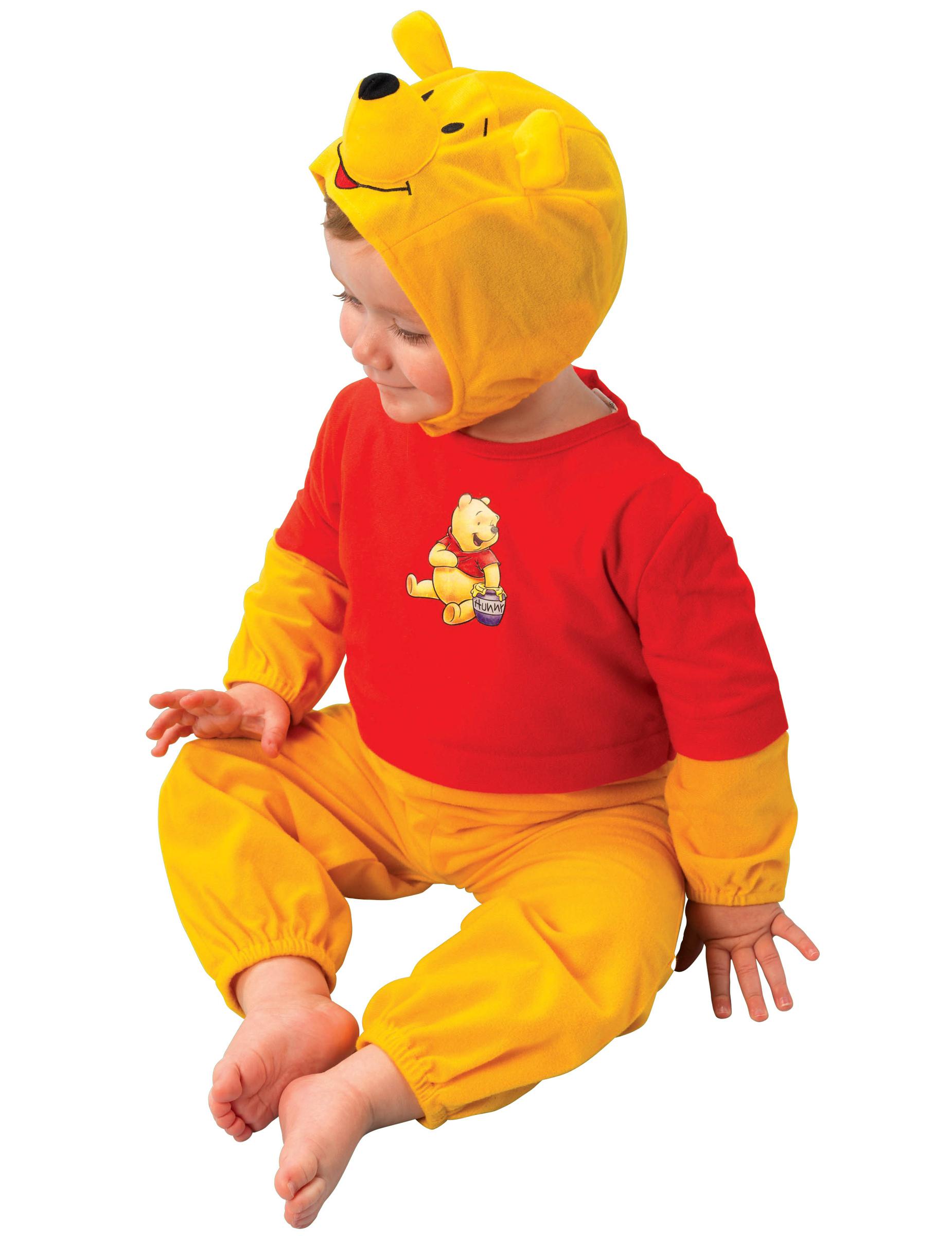 Winnie Pooh Kostüm Für Babys