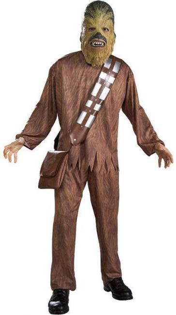 chewbacca kost m f r herren star wars. Black Bedroom Furniture Sets. Home Design Ideas
