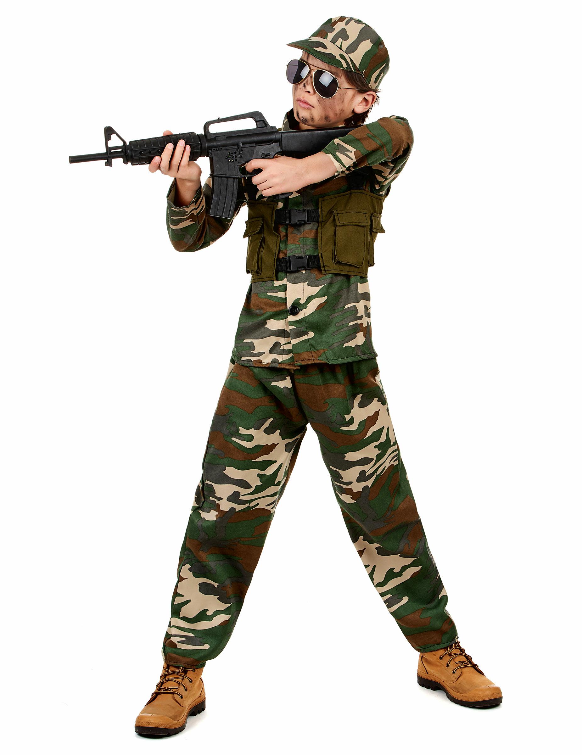 Soldaten Kostüm