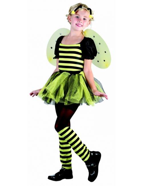 #Bienen-Kostüm für Mädchen#