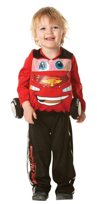 Lightning Mcqueen Kids Costume