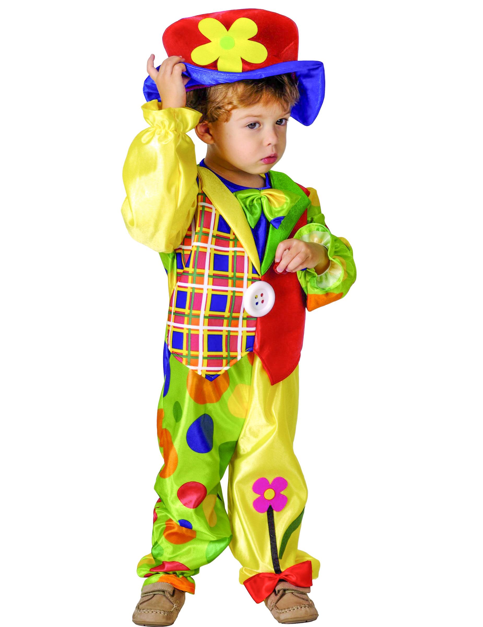 clowns kost m f r jungen kost me f r kinder und g nstige faschingskost me vegaoo. Black Bedroom Furniture Sets. Home Design Ideas