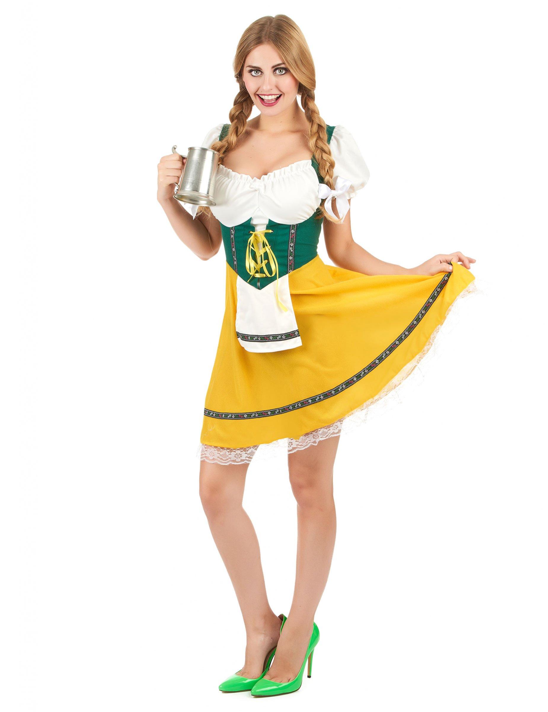 702a89b5c9a57f Dirndl Kostüm für Damen: Kostüme für Erwachsene,und günstige ...