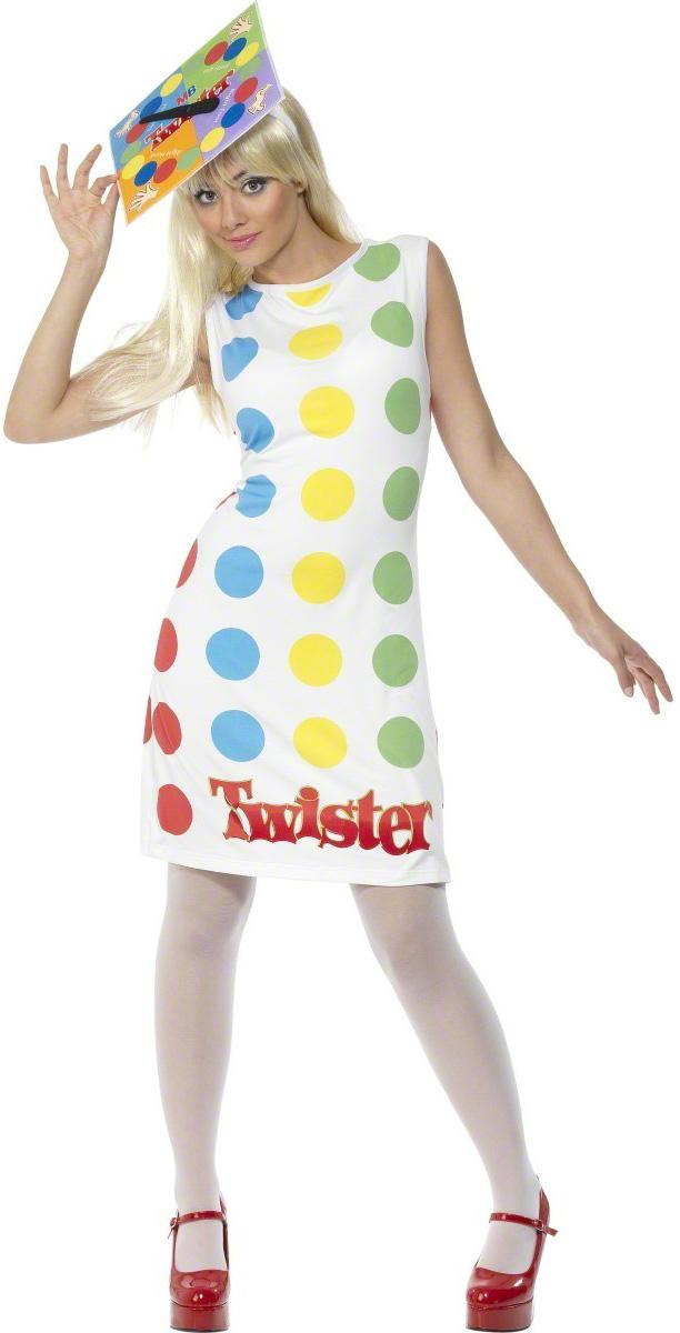 Twister™ Damenkostüm: Kostüme für Erwachsene,und günstige ...