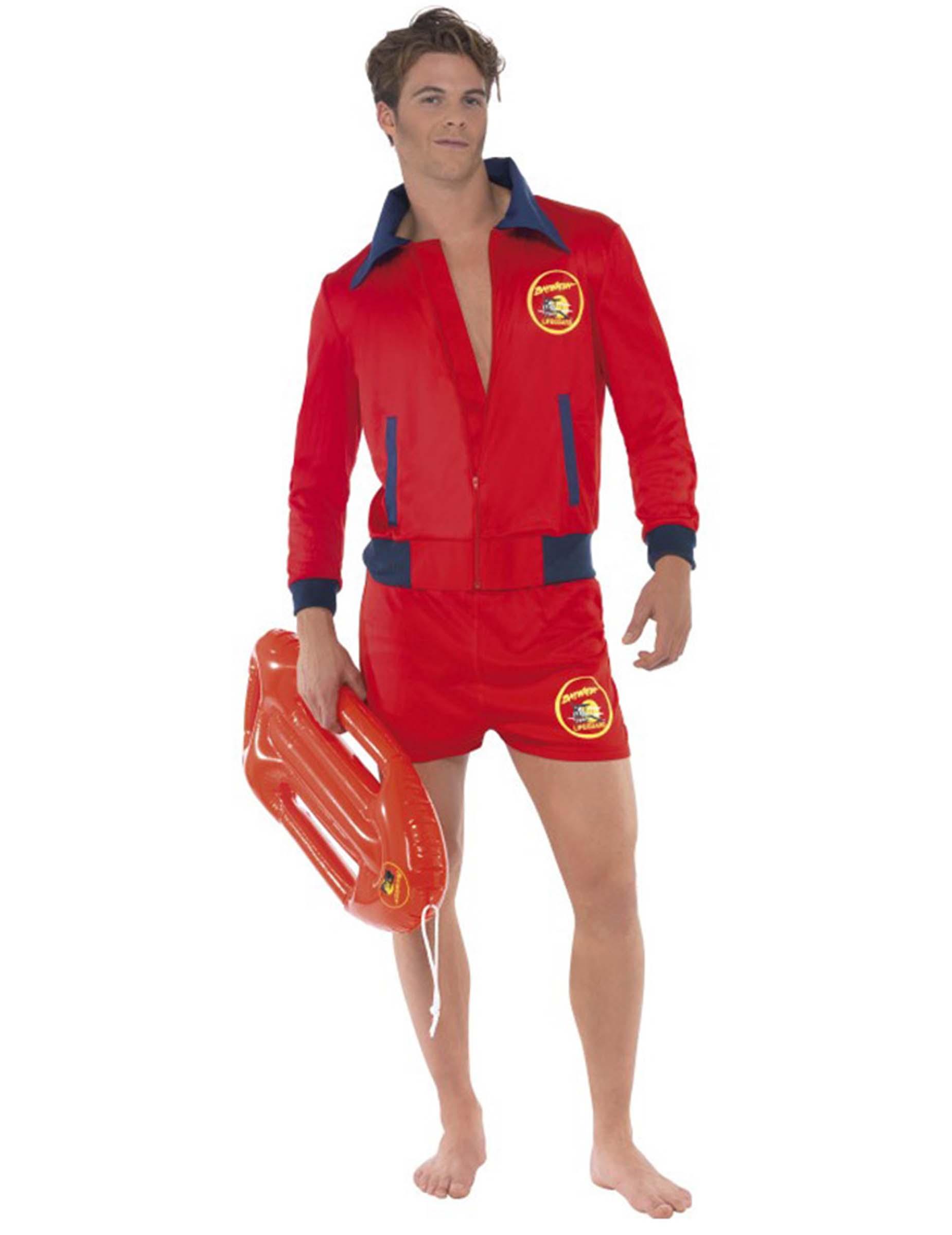 Baywatch Kostüm für Herren - M 45559
