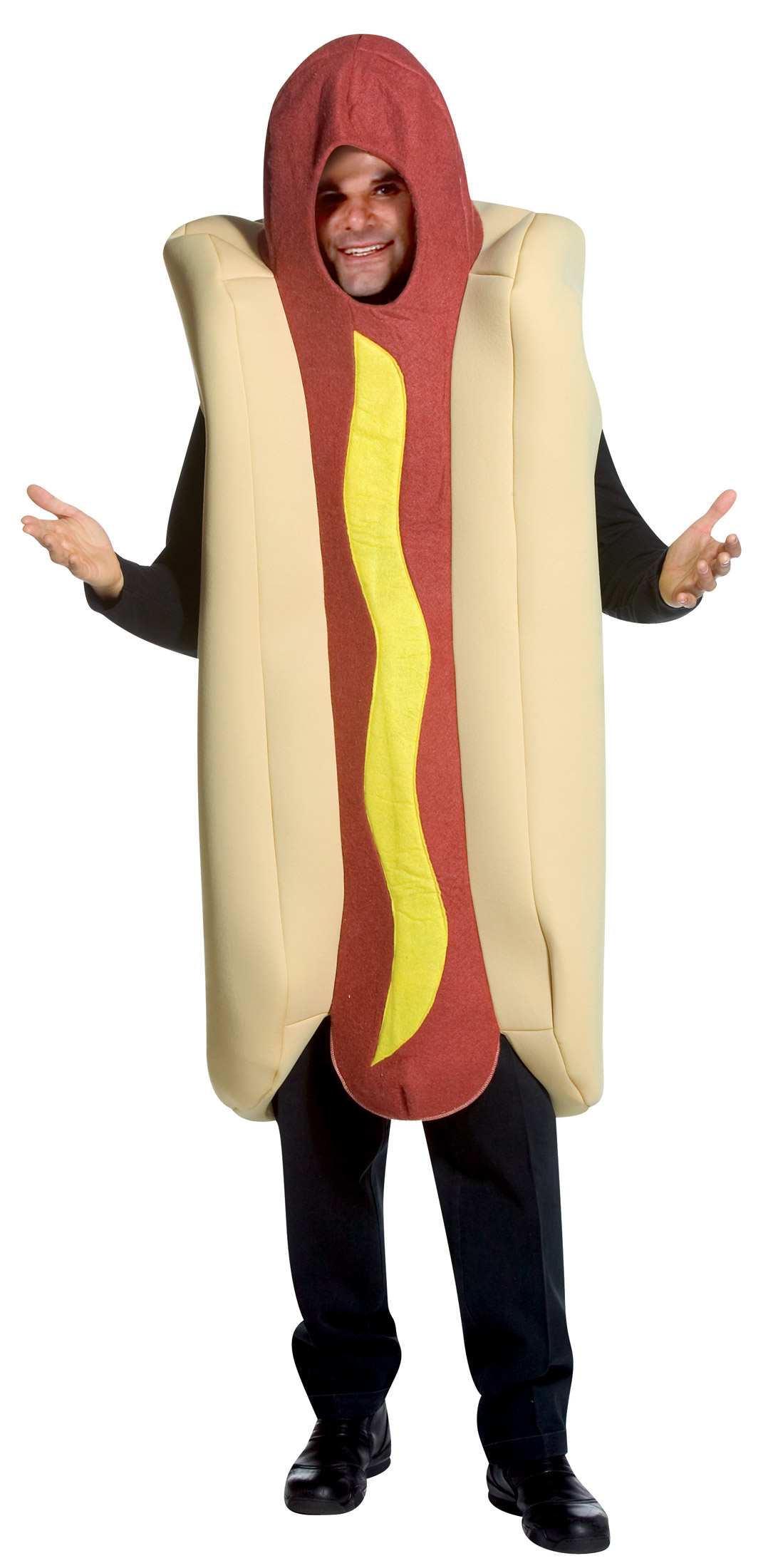 hot dog kost m f r erwachsene kost me f r erwachsene und g nstige faschingskost me vegaoo. Black Bedroom Furniture Sets. Home Design Ideas