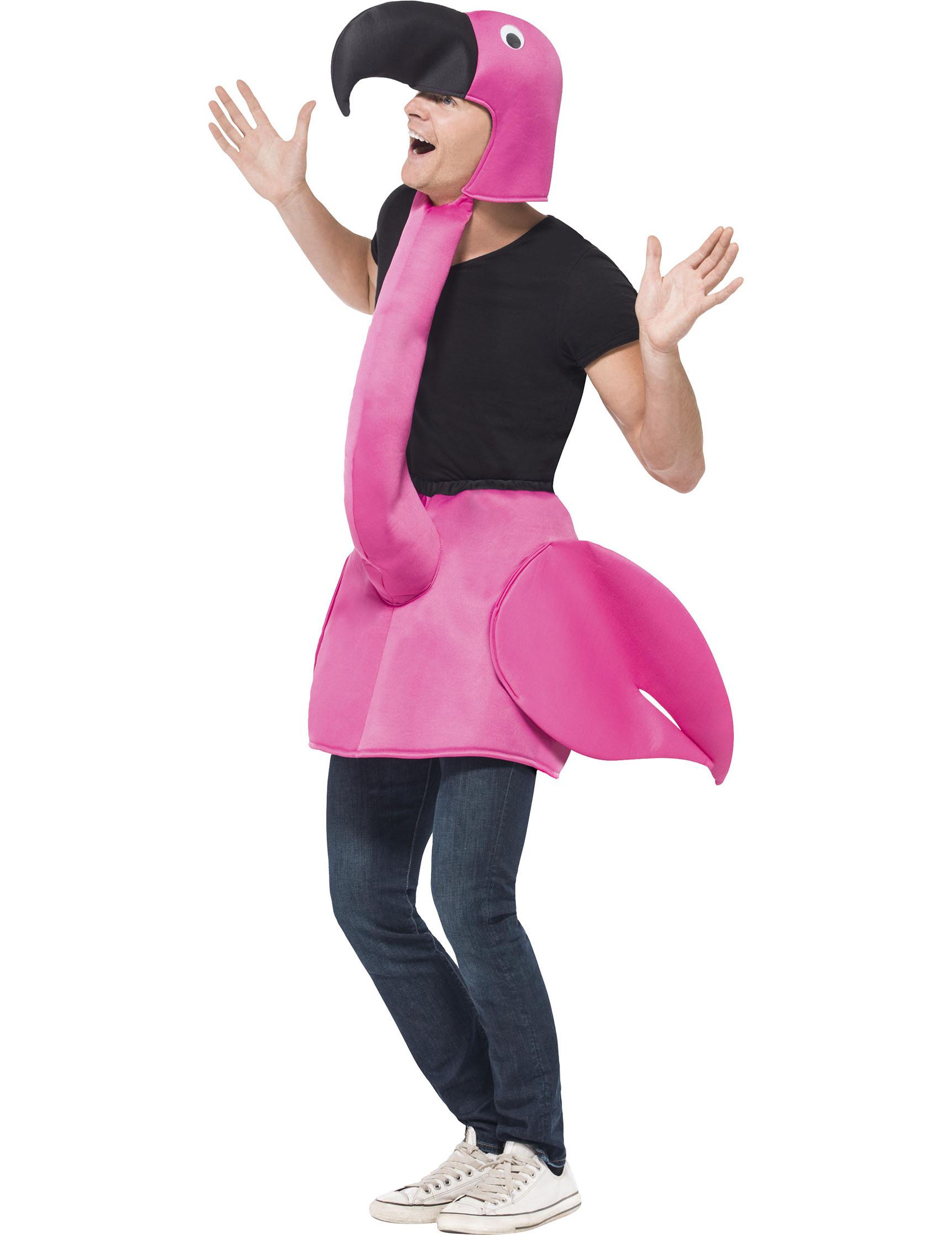 flamingo kost m f r erwachsene kost me f r erwachsene und. Black Bedroom Furniture Sets. Home Design Ideas