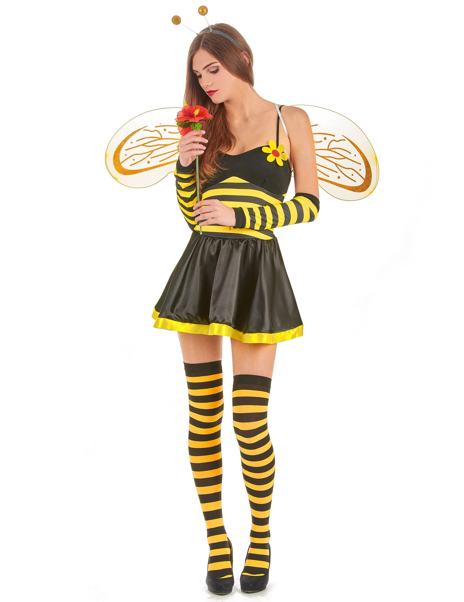 Bienen Kostum Fur Damen Kostume Fur Erwachsene Und Gunstige