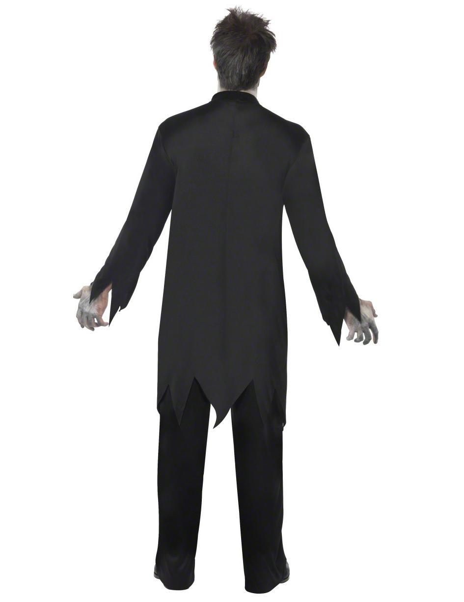 priester zombie kost m f r herren kost me f r erwachsene und g nstige faschingskost me vegaoo. Black Bedroom Furniture Sets. Home Design Ideas