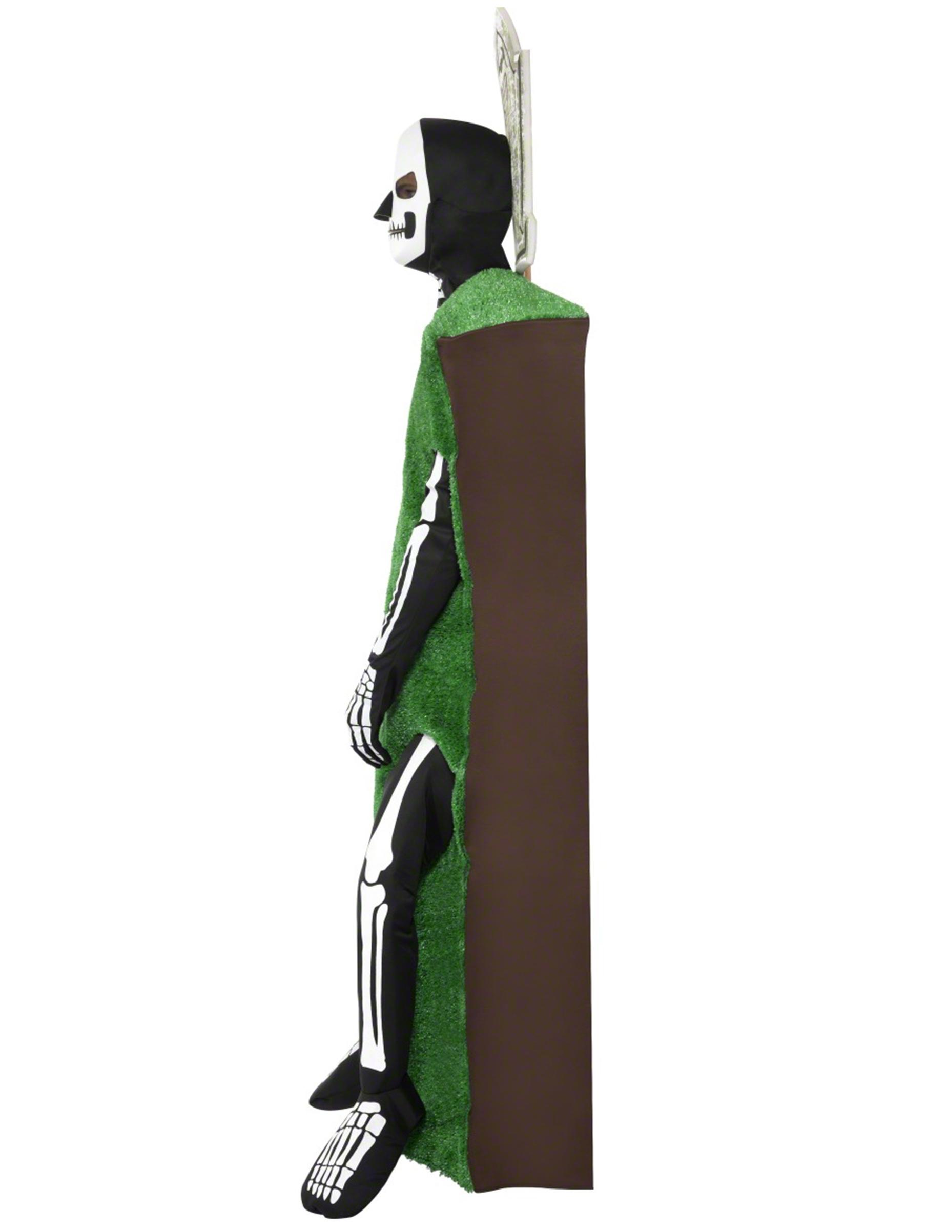 skelett kost m grabstein f r erwachsene kost me f r. Black Bedroom Furniture Sets. Home Design Ideas