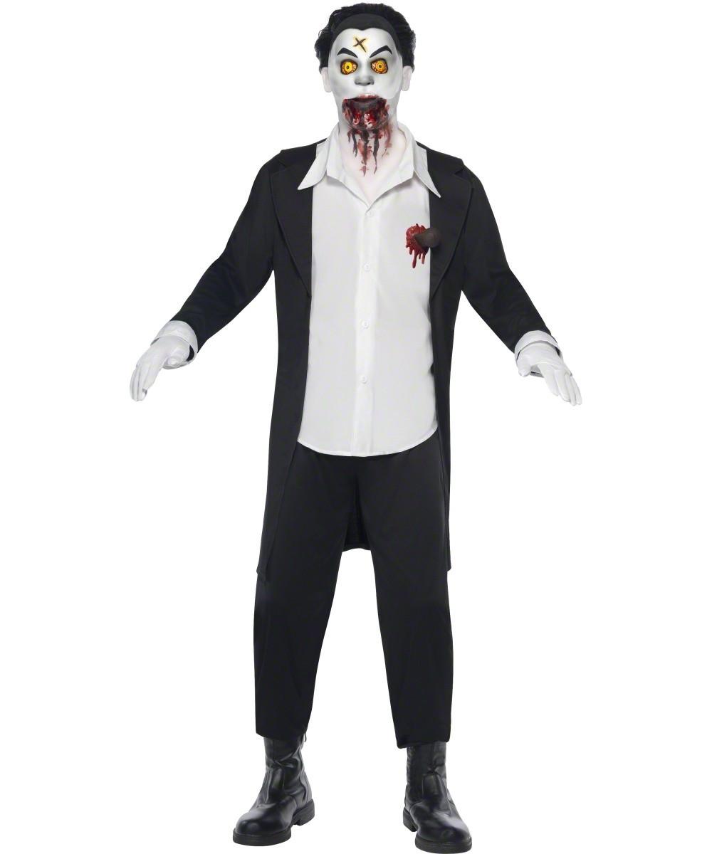 zombie living dead dolls kost m halloween kost me f r. Black Bedroom Furniture Sets. Home Design Ideas