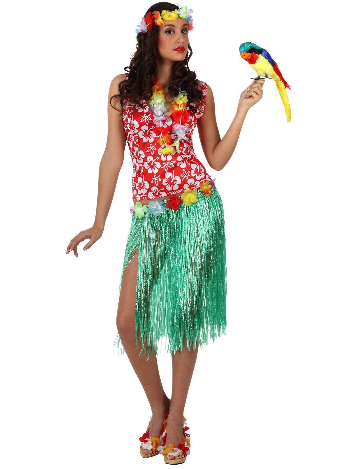 hawaiianisches kostuem fuer damen kostueme fuer erwachsene