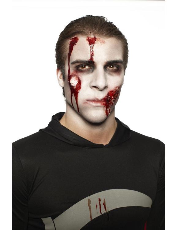 halloween zombie schminkset erwachsene f r herren. Black Bedroom Furniture Sets. Home Design Ideas