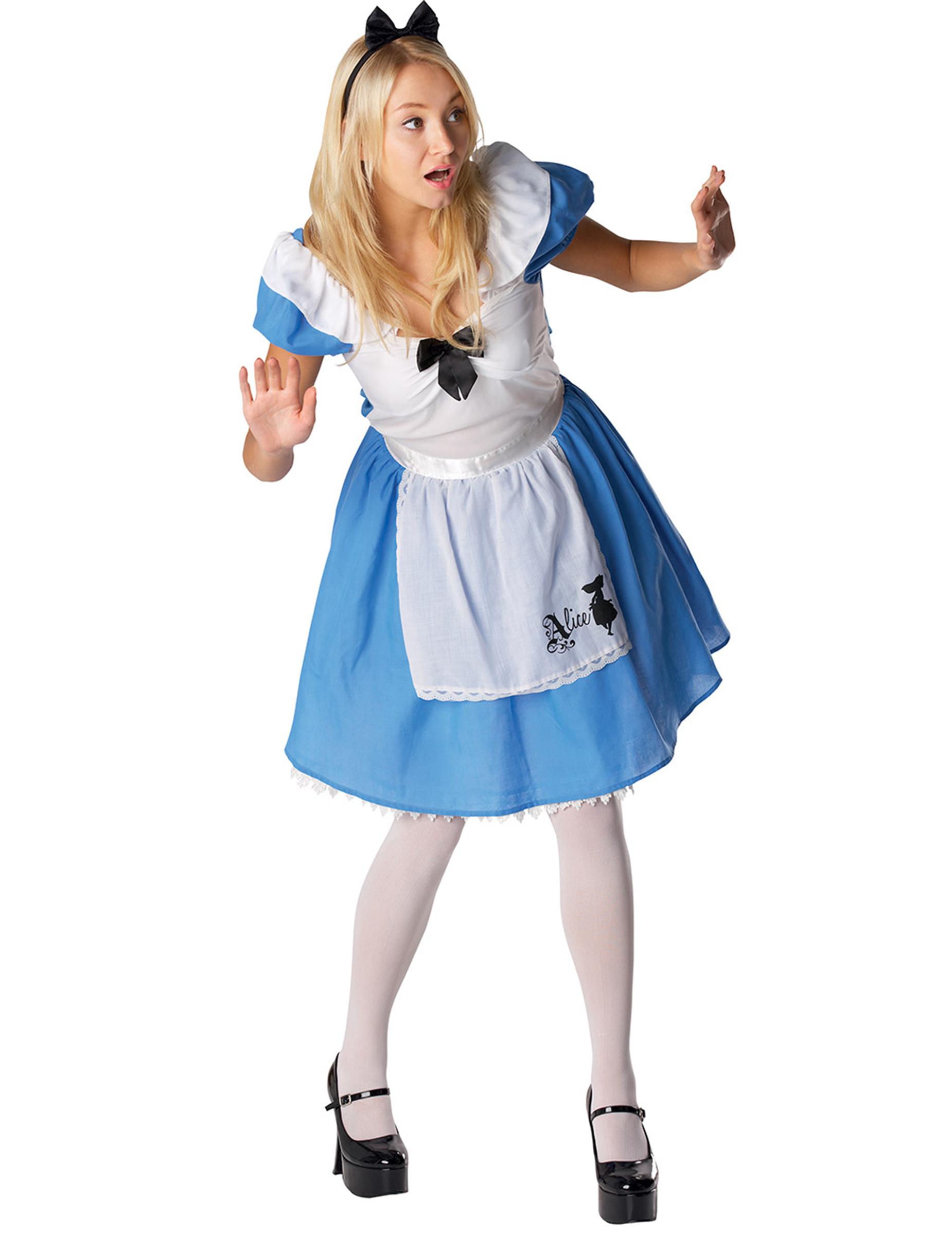 Alice Im Wunderland Verkleidung Fur Frauen