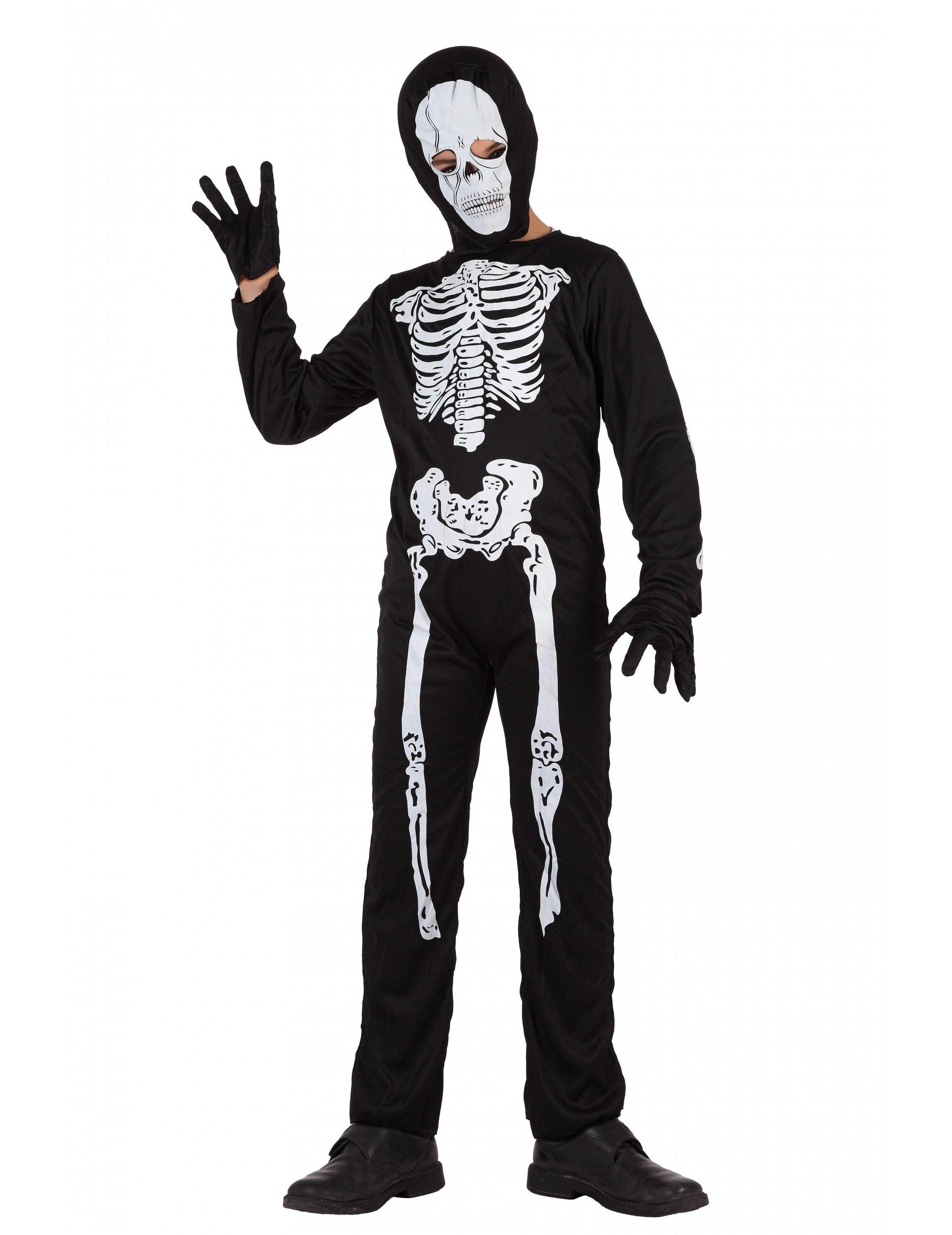 Skelettkostüm für Jungs: Kostüme für Kinder,und günstige ...