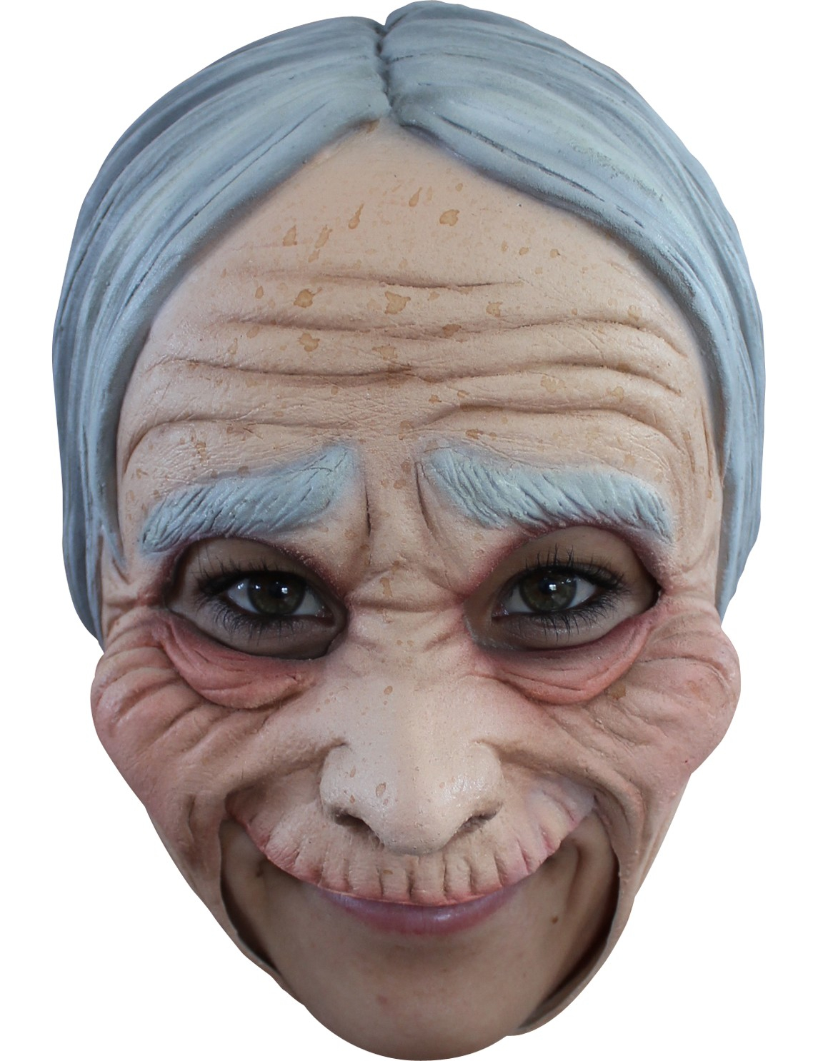 alte frau maske f252r erwachsene halloween maskenund