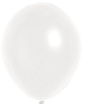 Luftballons Weiss 29 cm 51096