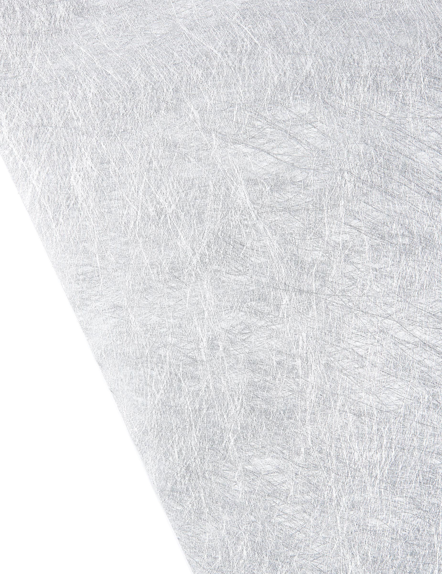 metallic silberner tischl ufer aus vlies partydeko und g nstige faschingskost me vegaoo. Black Bedroom Furniture Sets. Home Design Ideas