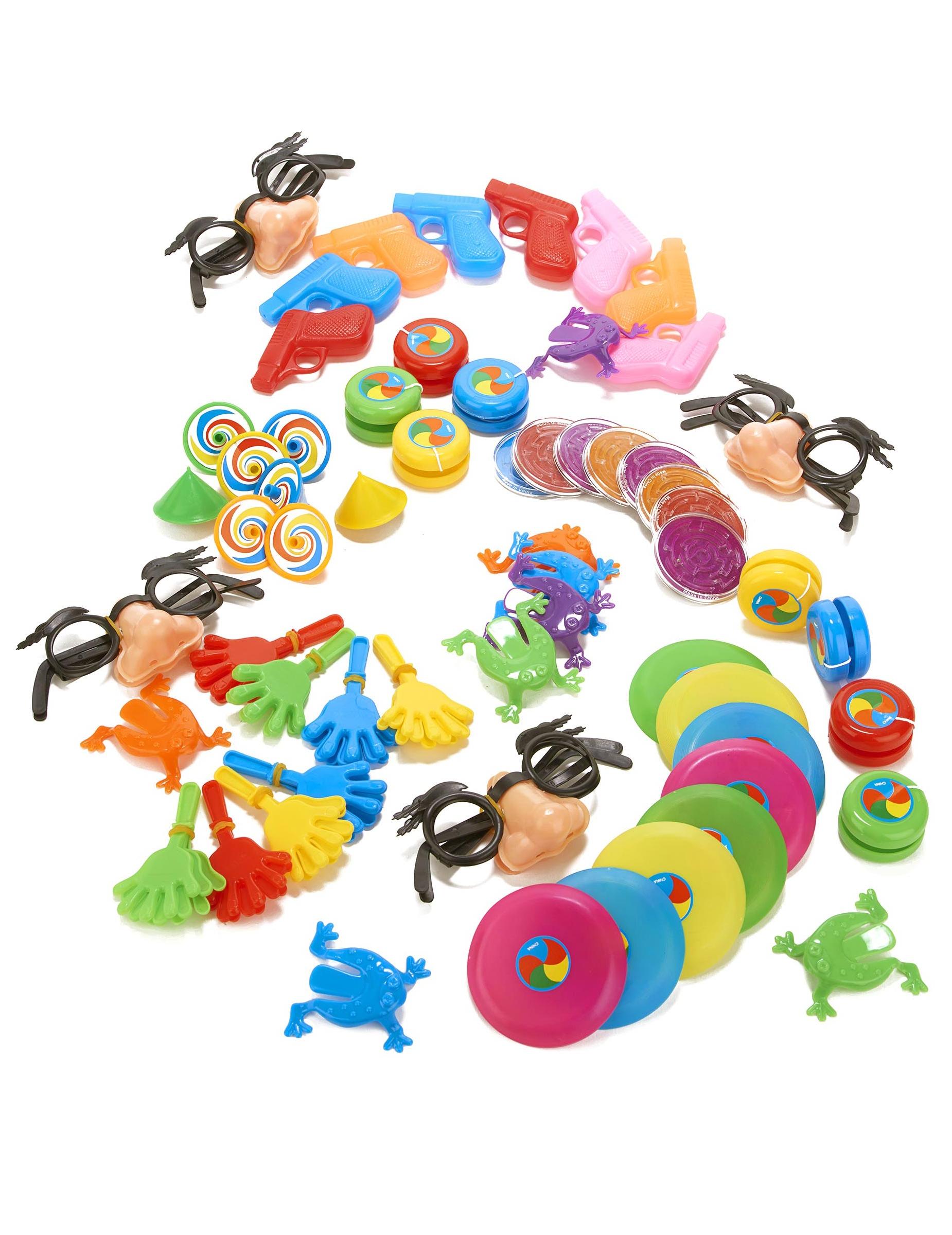 64 Kleine Spielsachen für eine Piñata! 53874