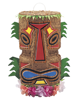 Tropische Tiki-Piñata 54594