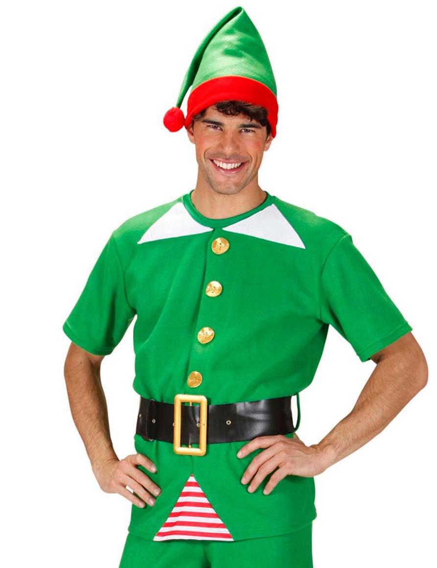 beste Sammlung Schuhwerk große sorten Weihnachtswichtel-Kostüm für Erwachsene