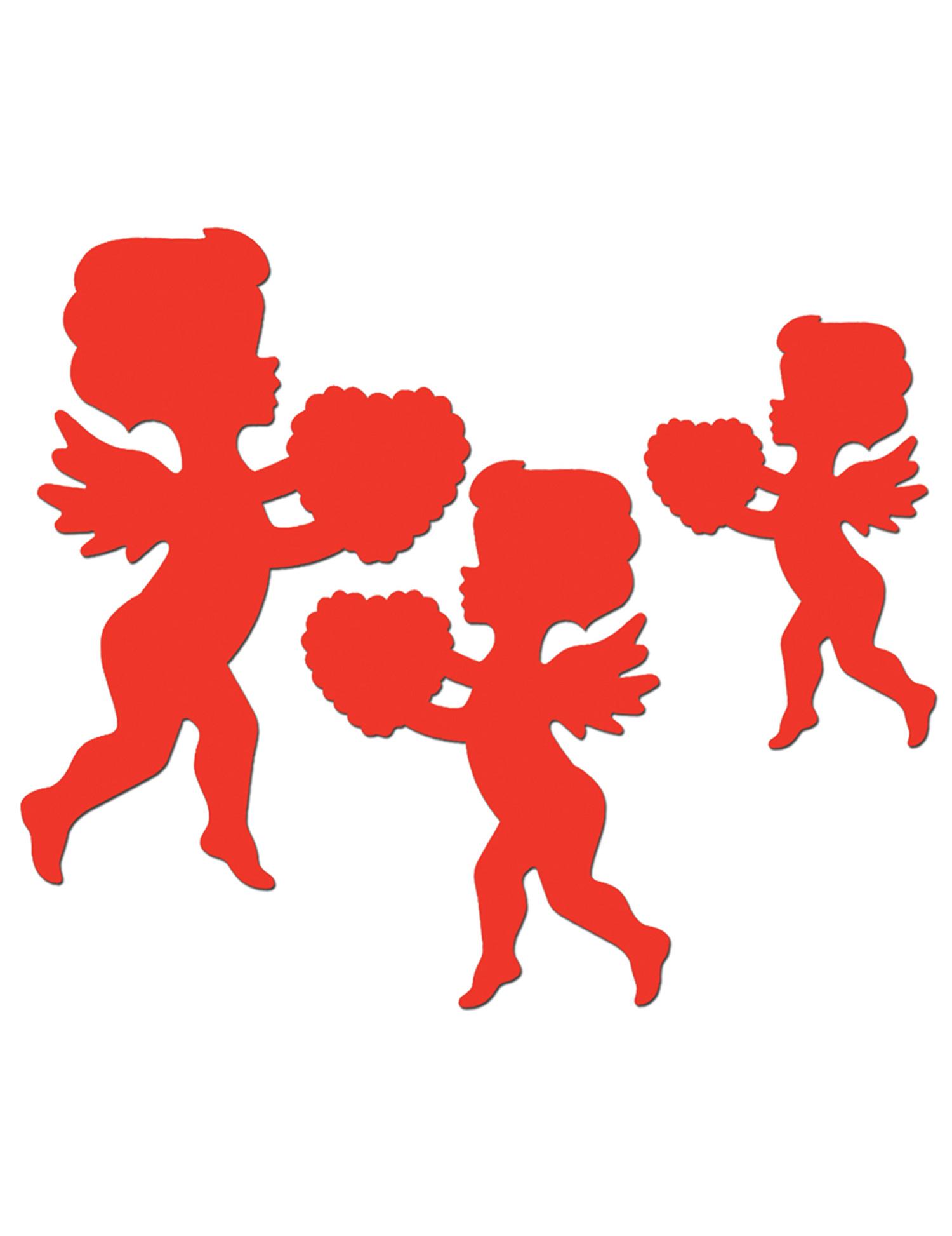 Rote amor motiv dekoration partydeko und g nstige for Rote dekoration