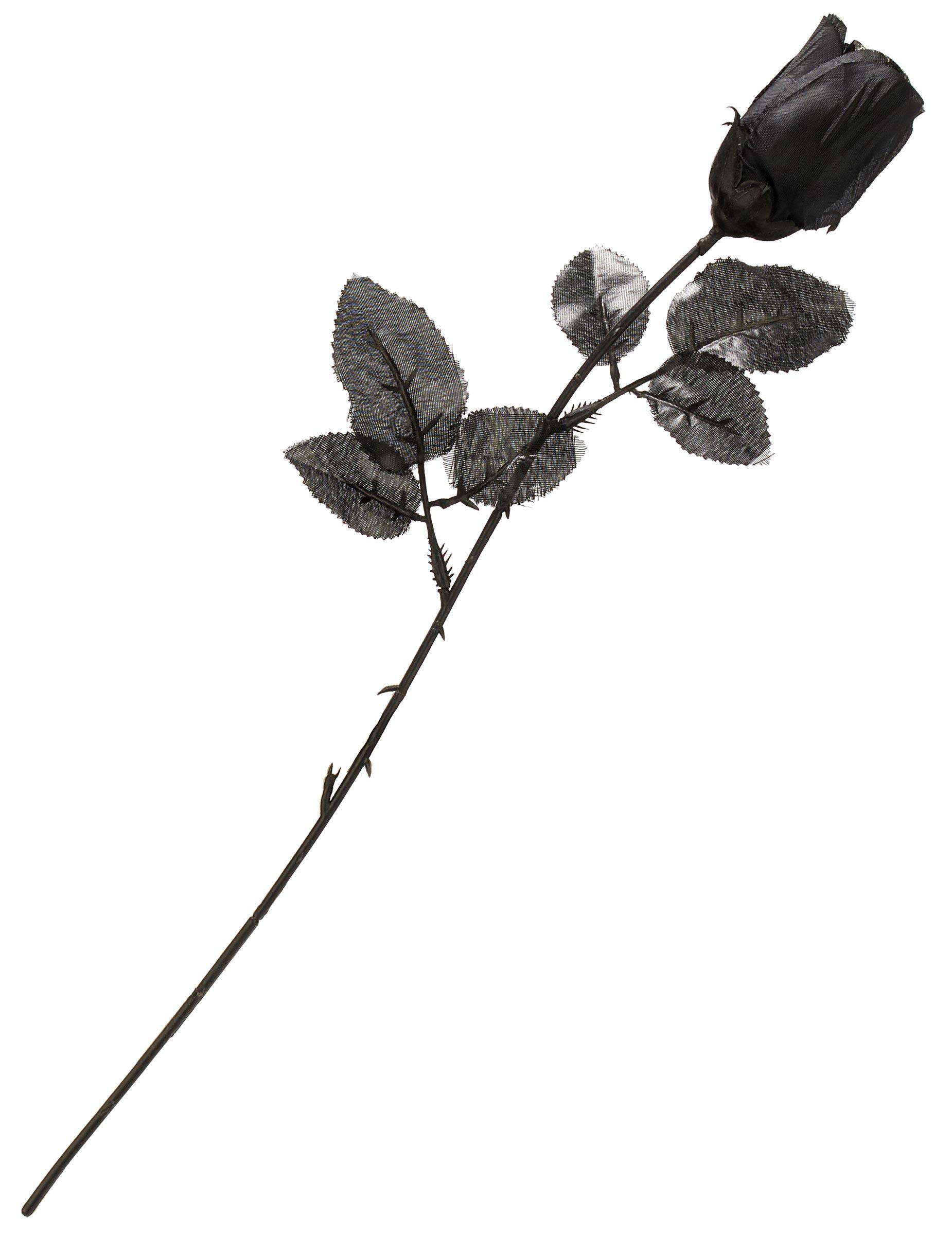 schwarze rose partydeko und g nstige faschingskost me vegaoo. Black Bedroom Furniture Sets. Home Design Ideas