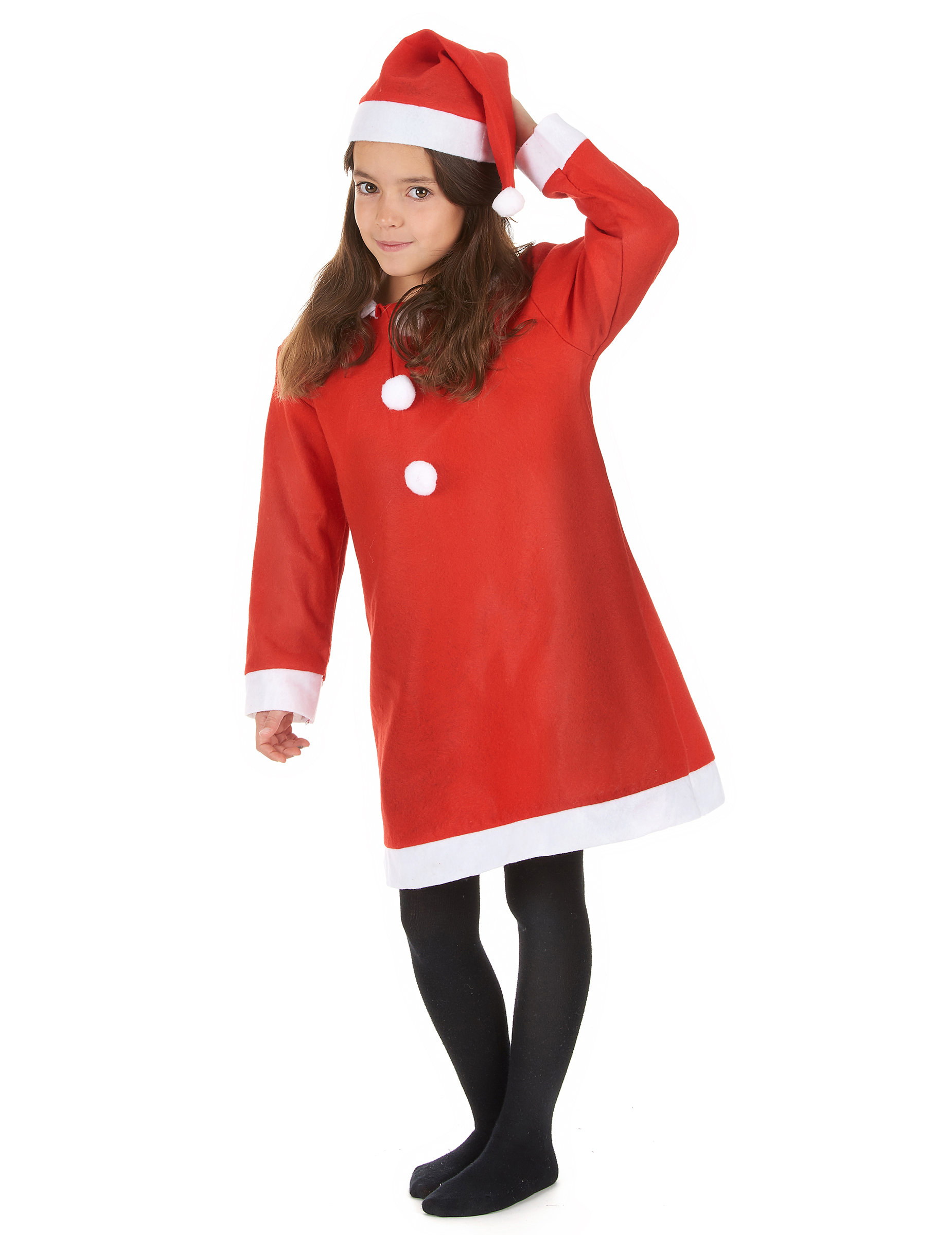 weihnachtsfrau kost m f r m dchen kost me f r kinder und. Black Bedroom Furniture Sets. Home Design Ideas