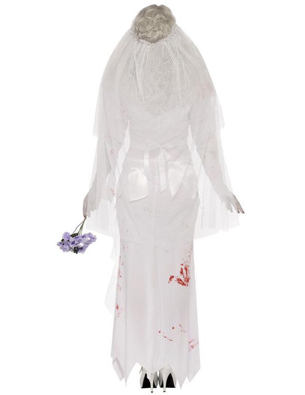 halloween zombie braut kost m f r damen kost me f r erwachsene und g nstige faschingskost me. Black Bedroom Furniture Sets. Home Design Ideas